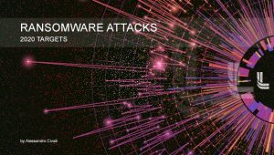 Read more about the article 4 Sectors Targeted from Ransomware Attacks in 2020