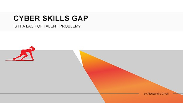 Read more about the article Cyber Skills Gap, is it a lack of talent problem?