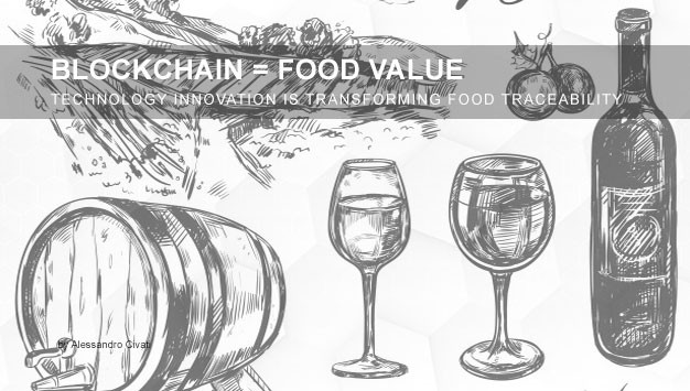Read more about the article Blockchain = Food Value How the technology innovation is transforming food traceability