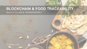 Read more about the article Blockchain & Food Traceability