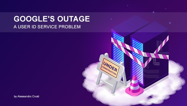 Read more about the article Google's Global Outage